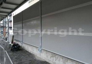 Sorgedil soluzioni barriere antirumore isolamento - Barriere antirumore per terrazzi ...