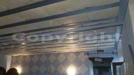soffitto anti rumore