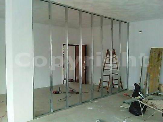 Insonorizzare una parete divisoria terminali antivento - Insonorizzare casa ...