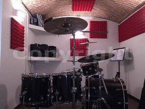 Sorgedil isolamento acustico sala musica isolamento acustico ed insonorizzazione sorgedil - Batteria per casa ...