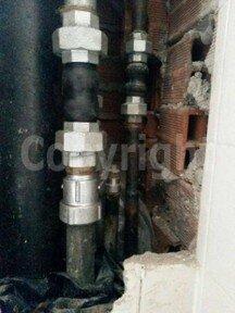 Sorgedil isolamento acustico e insonorizzazione tubature for Isolamento per tubi di riscaldamento in rame